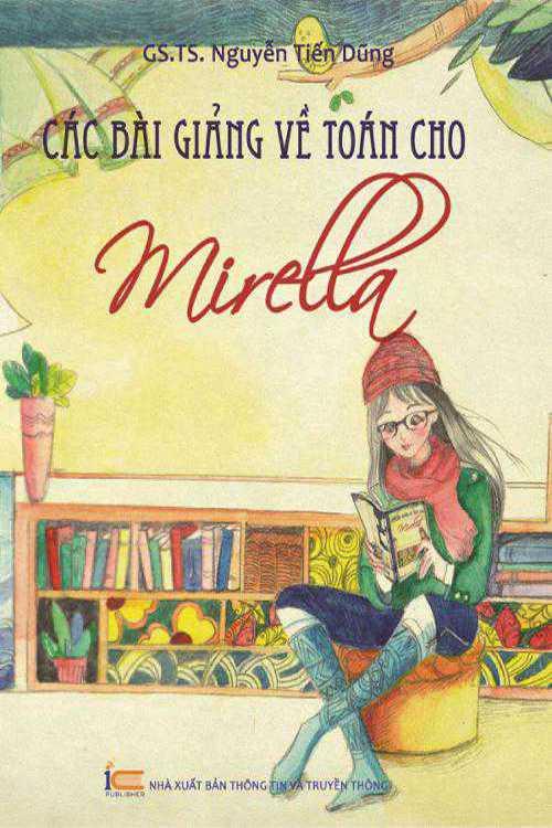 Các bài giảng về toán cho Mirella