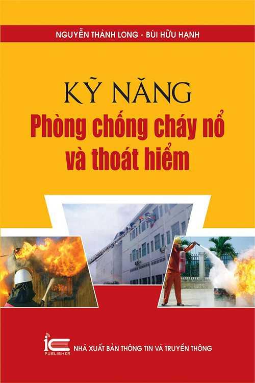 Kỹ năng phòng chống cháy nổ và thoát hiểm