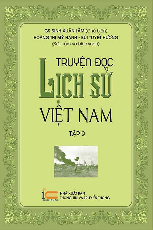 Truyện đọc Lịch sử Việt Nam (Tập 9)