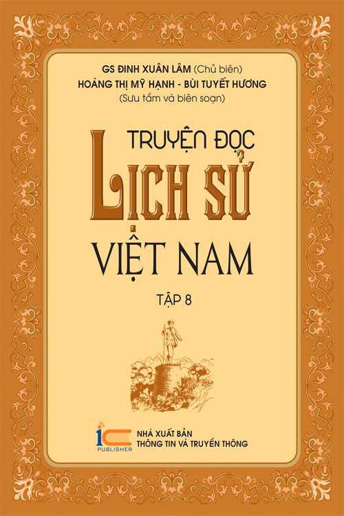 Truyện đọc lịch sử Việt Nam tập 8