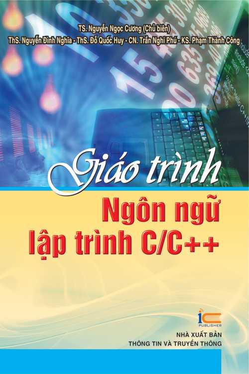 Giáo trình ngôn ngữ lập trình C/C++